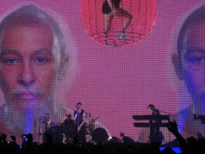 Depeche Mode, Luxembourg, Rockhall