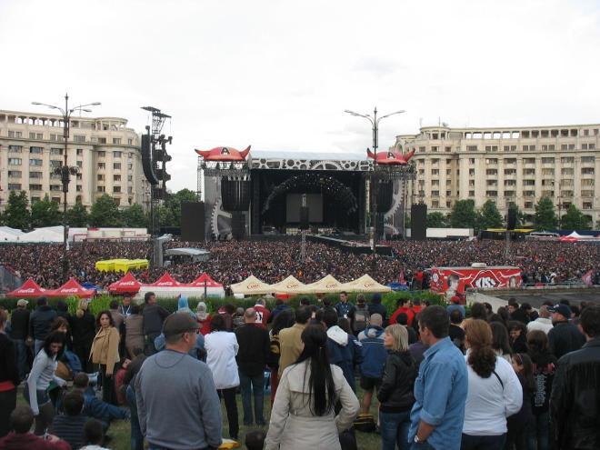 acdc concert bucuresti 16 mai 2010 poze